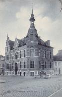 CPA BELGIQUE - WAREMME - HOTEL DE VILLE En 1908 - Waremme