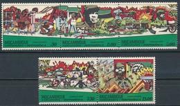 °°° MOZAMBICO - Y&T N°695/99 - 1979 MNH °°° - Mozambico