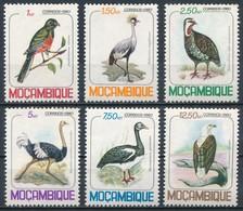 °°° MOZAMBICO - Y&T N°766/71 - 1980 MNH °°° - Mozambico