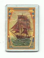 Calendrier 1915 Vieux Gréement  Petit Almanach Postal Et Télégraphique - Belle Illustration Enfant En Page Intérieure - Calendars