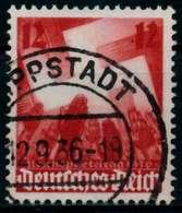 3. REICH 1936 Nr 633 Gestempelt X861286 - Allemagne