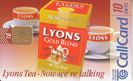 IRELAND - Lyons Tea, Used - Ireland