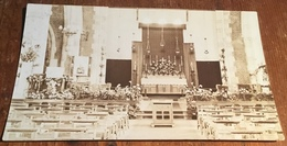 B&W Photo By Frederick J. Goodger Of Church Or Abbey Alter - Postcards