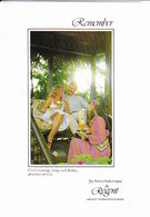 MALAYSIA, KUALA LUMPUR, Hôtel The Regent, Jalan Sultan Ismail REMEMBER, Couple Sur Verenda, 1990 Environ - Malaysia