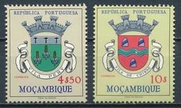 °°° MOZAMBICO - Y&T N°473/76 - 1961 MNH °°° - Mozambico