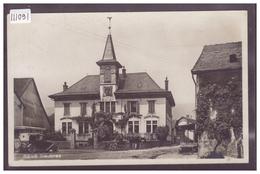 DISTRICT D'AUBONNE - SAUBRAZ - LE COLLEGE - AUTOMOBILE - TB - VD Vaud