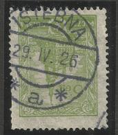 POLAND / SILESIA. ISTEBNA POSTMARK. 5g USED - 1919-1939 Republic