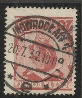 POLAND. INOWROCLAW POSTMARK. 20g USED - 1919-1939 Republic