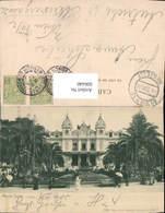 606440,Monaco Monte Carlo Casino Kasino 1905 - Ohne Zuordnung