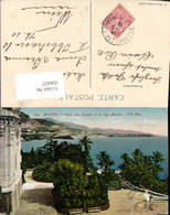 606437,Monaco Monte Carlo Les Jardins Et Le Cap Martin - Ohne Zuordnung