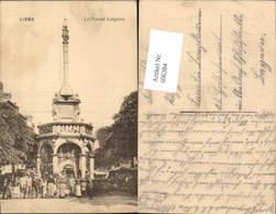606384,Liege Lüttich Le Perron Liegeois Denkmal - Belgien