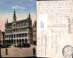 606379,Brüssel Bruxelles Maison Du Roi Könighaus - Belgien
