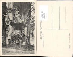 606372,Brüssel Bruxelles Chaire De Verite De L Eglise Ste Gudule Kirche Innenansicht - Belgien
