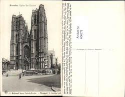 606371,Brüssel Bruxelles Eglise Sainte Gudule Kirche - Belgien