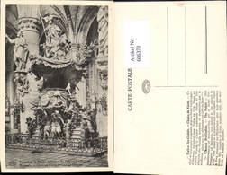 606370,Brüssel Bruxelles Chaire De Verite De L Eglise Ste Gudule Kirche Innenansicht - Belgien