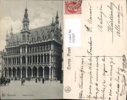 606367,Brüssel Bruxelles Maison Du Roi Könighaus - Belgien