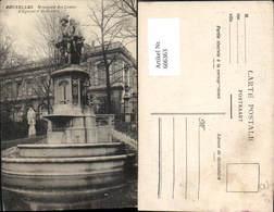 606363,Brüssel Bruxelles Monument Des Comtes D Egmont Et De Hornes Statue Brunnen - Belgien