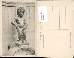 606361,Brüssel Bruxelles Manneken Pis Statue Springbrunnen Brunnen - Belgien