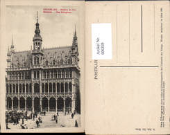 606359,Brüssel Bruxelles Maison Du Roi Könighaus - Belgien