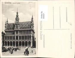 606357,Brüssel Bruxelles Maison Du Roi - Belgien