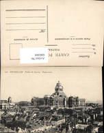 606344,Brüssel Bruxelles Palais De Justice Panorama - Belgien
