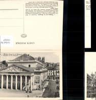 606327,Brüssel Bruxelles Theatre Royal De La Monnaie Theatre Of The Monnaie Theater - Belgien