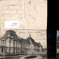 606322,Brüssel Bruxelles Nouveau Palais Royal Schloss - Belgien