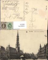 606316,Brüssel Bruxelles Hotel De Ville Et Grand Place - Belgien