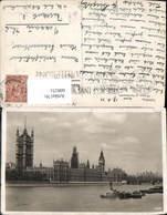 606151,London Houses Of Parliament Big Ben Schiffe Dampfer Great Britain - England
