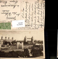 606140,London Tower And Tower Bridge Brücke Great Britain - England