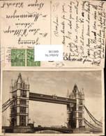 606138,London Tower Bridge Brücke Great Britain - England