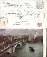 606116,Künstler Ak London London Bridge Brücke Great Britain Pub Raphael Tuck Sons 77 - England