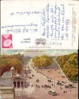 606091,Künstler Ak London Hyde Park And Rotten Row Great Britain - Ohne Zuordnung