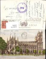 606082,Künstler Ak London Westminster Abbey Great Britain - England