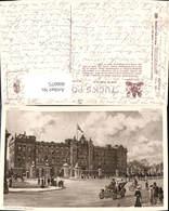606075,Künstler Ak W. Matthison Buckingham Palace London Great Britain Pub Raphael Tu - Ohne Zuordnung