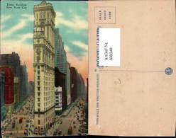 606048,New York City Times Building New York - NY - New York