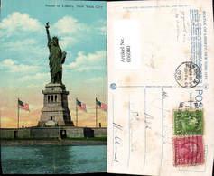 606040,New York City Statue Of Liberty Freiheitsstatue New York - NY - New York