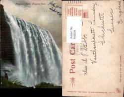 606039,American Falls Niagara Falls Wasserfall New York - NY - New York