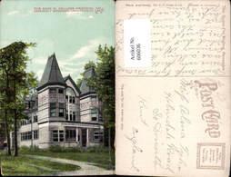 606036,The Anne M. Kellogg Memorial Hall Assembly Grounds Chautauqua New York - NY - New York
