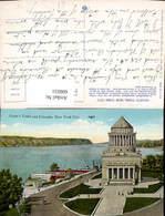 606031,New York City Grants Tomb And Palisades Grab Grabdenkmal New York - NY - New York