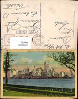 606029,New York City Lower Manhattan As Seen Form Governors Island New York - NY - New York