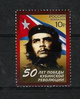 Russia  2009 The 50th Anniversary Of Cuba Revolution.MNH - Unused Stamps