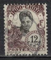INDOCHINE          N°  YVERT   111  OBLITERE       ( O   3/46 ) - Indochina (1889-1945)