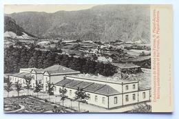 Establecimentos De Banhos Nas Furnas S. Miguel Açores / Bathing Establishments Of The Furnas, S. Miguel-Azores Portugal - Açores