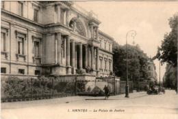 5MA 926. NANTES - La Palais De Justice - Nantes