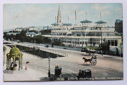 Queen Fountain And Pavilion, Kingstown / Dún Laoghaire, County Dublin / Ireland, 1908 - Ireland