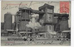52 - Hauts Fourneaux De MARNAVAL - 1907 (Y116) - Industrie