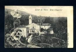 Saluti Da Viera - Rivo ( Coggiola ) - Biella