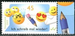 BRD - Mi 3458 - ** Postfrisch (N) - 45C     Ich Schreib Mal Wieder, Ausgabe 04.04.2019 - Ongebruikt