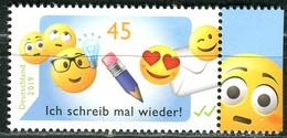 BRD - Mi 3458 - ** Postfrisch (O) - 45C     Ich Schreib Mal Wieder, Ausgabe 04.04.2019 - [7] République Fédérale